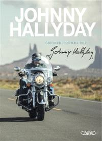 Johnny Hallyday : calendrier officiel 2017