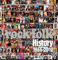 Rock & Folk : history, 1966-2012