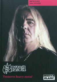 Saxon : tonnerre heavy metal