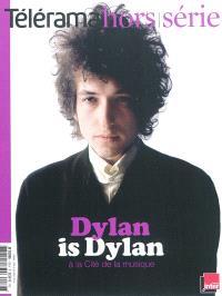 Télérama, hors série, Dylan is Dylan : à la Cité de la musique