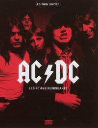 ACDC : les 40 ans rugissants