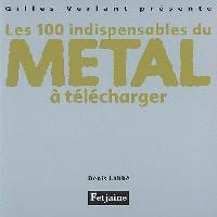 100 classiques metal à télécharger