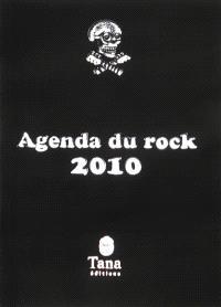 Agenda du rock 2010