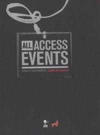 All events, all access : hit music only