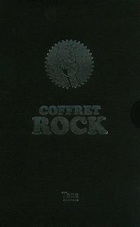 Coffret rock