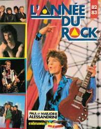 L'année du rock 82-83