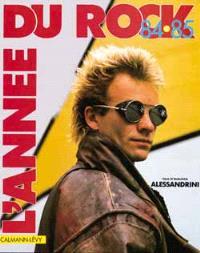L'année du rock 84-85