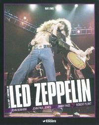 Led Zeppelin : l'histoire de A à Zep