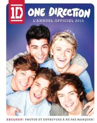One Direction  : l' annuel officiel 2013