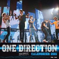 One Direction : calendrier 2015