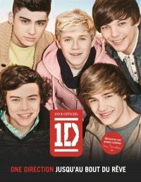 One Direction : jusqu'au bout du rêve