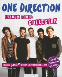 One direction : l'album photo collector