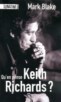 Qu'en pense Keith Richards ?