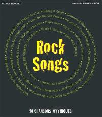 Rocks songs : 90 chansons mythiques