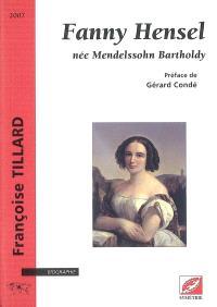 Fanny Hensel née Mendelssohn Bartholdy