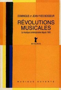 Révolutions musicales : la musique contemporaine depuis 1945