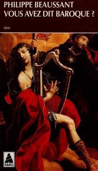 Vous avez dit baroque ?
