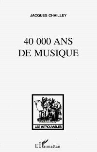 40.000 ans de musique