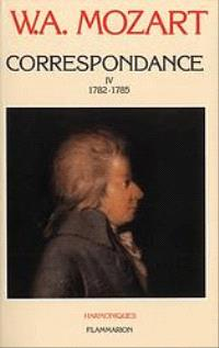 Correspondance. Volume 4, 1782-1785