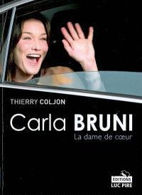 Carla Bruni : la dame de coeur
