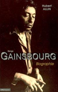 Serge Gainsbourg : biographie