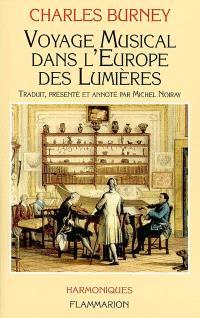 Voyage musical dans l'Europe des Lumières