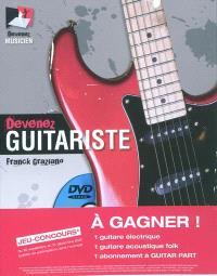 Devenez guitariste