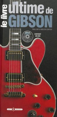 Le livre ultime de Gibson