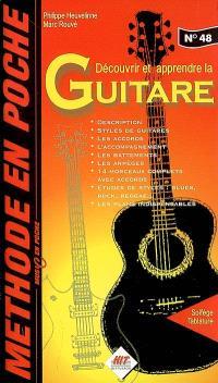 Découvrir et apprendre la guitare : solfège, tablature