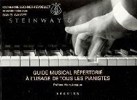 Guide musical répertorié à l'usage de tous les pianistes