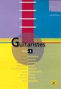 Guitaristes. Volume 1