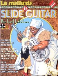 La méthode de slide guitar