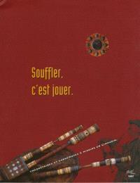 Souffler, c'est jouer : chabretaires et cornemuses à miroirs en Limousin : exposition, Paris, Musée national des arts et traditions populaires, 14 avril-30 août 1999