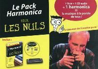 Le pack Harmonica pour les nuls