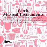 Instruments de musique du monde; Musikinstrumente der Welt; World musical instruments