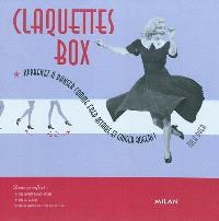 Claquettes box : apprenez à danser comme Fred Astaire et Ginger Rogers !