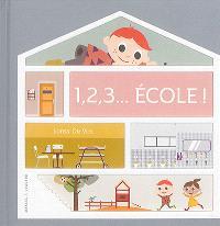 Les maisons de Léon, 1, 2, 3... école !