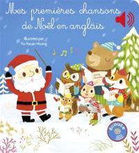 Mes premières chansons de Noël en anglais