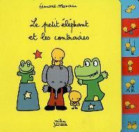 Le petit éléphant et les contraires
