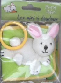 Petit lapin : livre-hochet