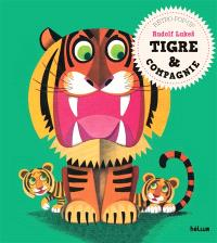 Tigre & compagnie : rétro-pop-up