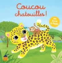 Coucou chatouilles ! : un livre à flaps