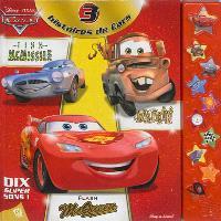 3 histoires de Cars