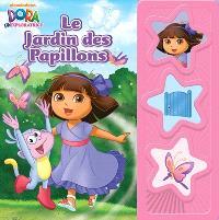 Dora l'exploratrice : le jardin des papillons