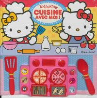 Hello Kitty : cuisine avec moi !