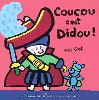 Coucou, c'est Didou !