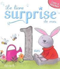 Le livre-surprise de mes 1 an