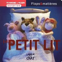 Le petit lit : flaps & matières