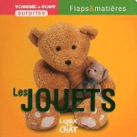 Les jouets : flaps & matières
