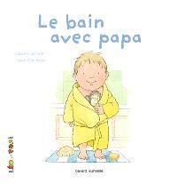 Léo et Popi, Le bain avec papa